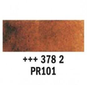 Acuarela Rembrandt 378 Rojo óxido transparente 20 ml