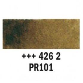 Acuarela Rembrandt 426 Pardo óxido transparente 20 ml