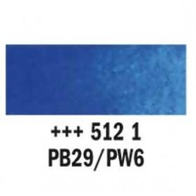 Acuarela Rembrandt 512 Azul cobalto ultramar 20 ml