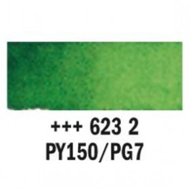 Acuarela Rembrandt 623 Verde vejiga 20 ml