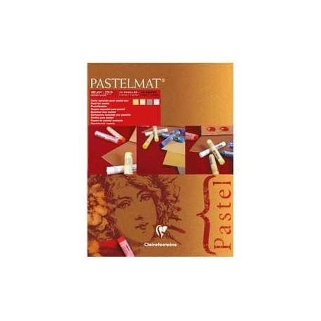 Bloc Pastelmat Nº 1 18x24 cm