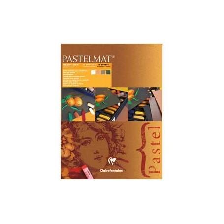 Bloc Pastelmat Nº 2 18x24 cm