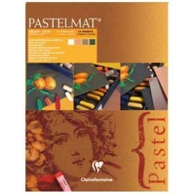 Bloc Pastelmat Nº 2 24x30 cm