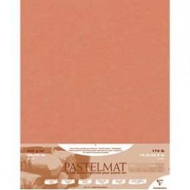 Hoja Pastelmat 50x70 cm Tierra de Siena