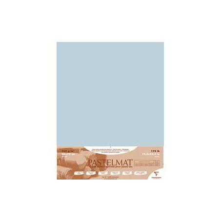 Hoja Pastelmat 50x70 cm Azul Claro
