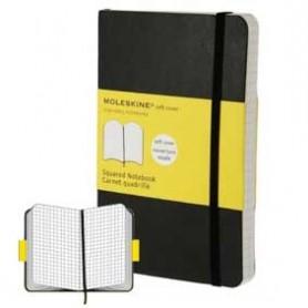 Cuaderno Pocket Moleskine Cuadriculado