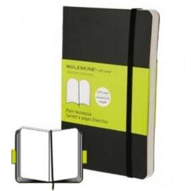 Cuaderno Pocket Moleskine Liso