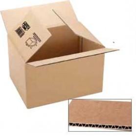 Caja embalaje 500x340x310 mm cartón canal 3mm