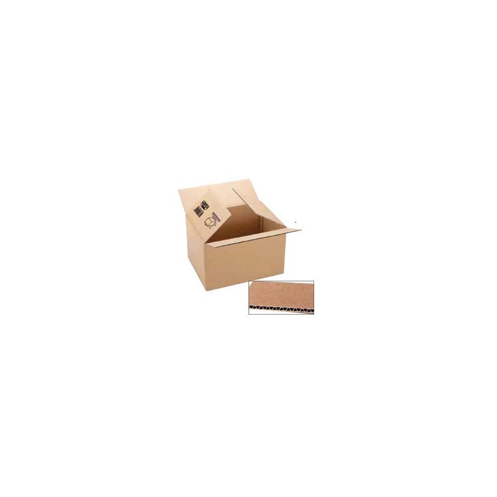 Caja embalaje 500x340x310 mm cart n canal 3mm for Cajas carton embalaje