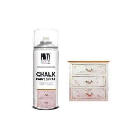 Spray pintura chalky blanco roto for Pintura blanco roto gris