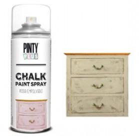 Spray Pintura Chalky Crema