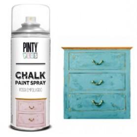Spray Pintura Chalky Turquesa