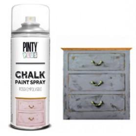 Spray Pintura Chalky Gris ceniza