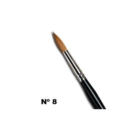 Pincel W&N serie 7 Nº 8