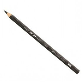 Grafito acuarelable Faber-Castell 8B