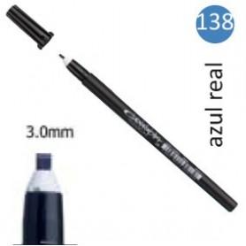 Rotulador Pigma Calligrapher Azul real 3mm