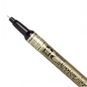 Rotulador Pen Touch Calligrapher Oro F