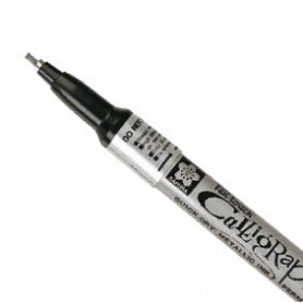 Rotulador Pen Touch Calligrapher Plata F