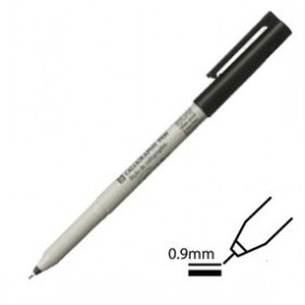 Rotulador Pen Touch Calligrapher Negro 1mm