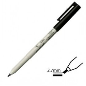 Rotulador Pen Touch Calligrapher Negro 3mm