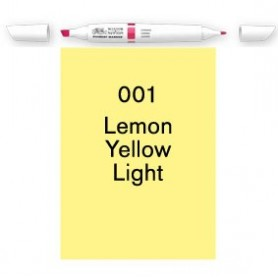 Winsor & Newton Pigment marker Amarillo limón claro