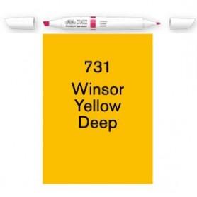 Winsor & Newton Pigment marker Amarillo Winsor oscuro