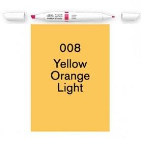 Winsor & Newton Pigment marker Amarillo naranja claro
