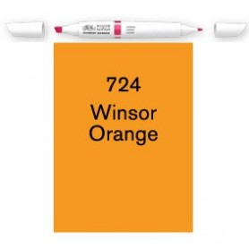 Winsor & Newton Pigment marker Amarillo naranja Winsor