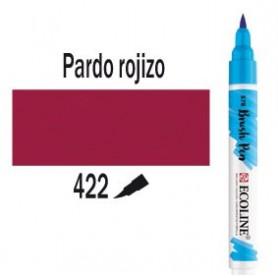 Ecoline Brushpen Pardo rojizo