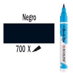 Ecoline Brushpen Negro