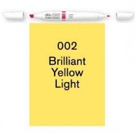 Winsor & Newton Pigment marker Amarillo brillante claro