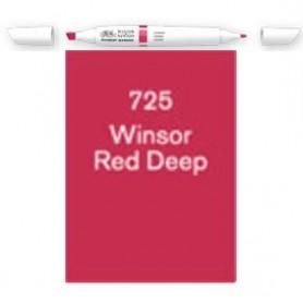 Winsor & Newton Pigment marker Rojo Winsor oscuro
