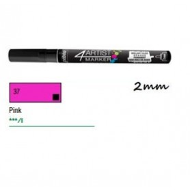 Marcador Pebeo 4ARTIST 2 mm Rosa
