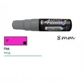 Marcador Pebeo 4ARTIST 8 mm Rosa