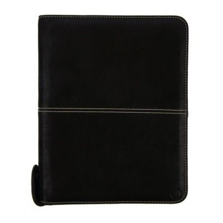 Agenda Kangoo Desk A5 Zipper negro