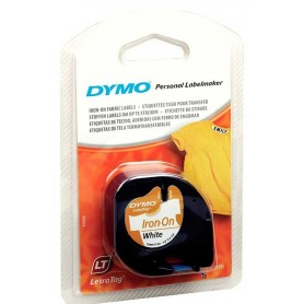 Cinta Dymo Letratag Textil