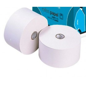 Rollo Papel Electra 76,5 x 65 mm