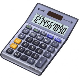 Calculadora de mesa Casio MS-100TER II