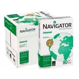 Papel Navigator Din A4 80 gr - 10 cajas