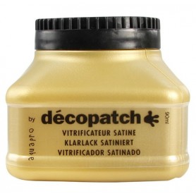 Barniz vitrificador Aquapro 90 ml Décopatch