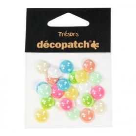 Redondos Pastel Décopatch Tresors