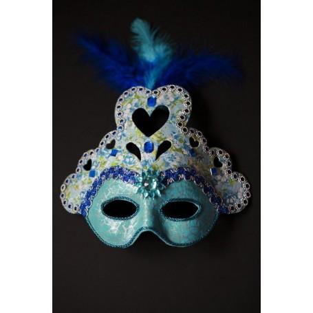 Tresors Corazón Azul Décopatch