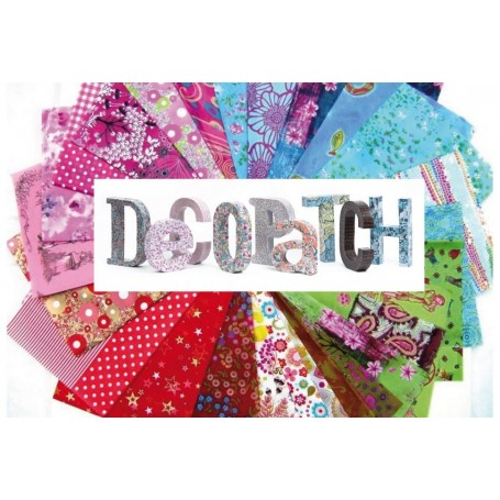 Papel Décopatch 460 1 Hoja