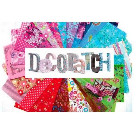Papel Décopatch 381 1 Hoja