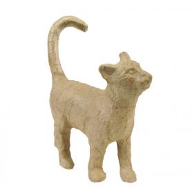 Gato andando Décopatch pequeño