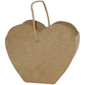 Bolsa cordón corazón Décopatch