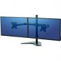 Brazo con peana para monitor doble en horizontal Professional Series™ Fellowes
