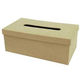 Caja de pañuelos Décopatch