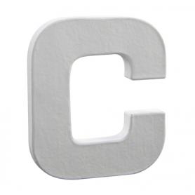 Letra C Décopatch mediana