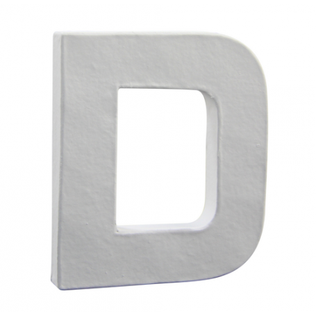 Letra D Décopatch mediana